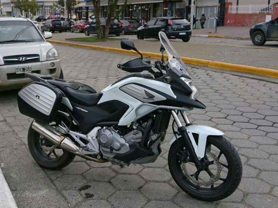 Nc700 2013 Liberada.5200km