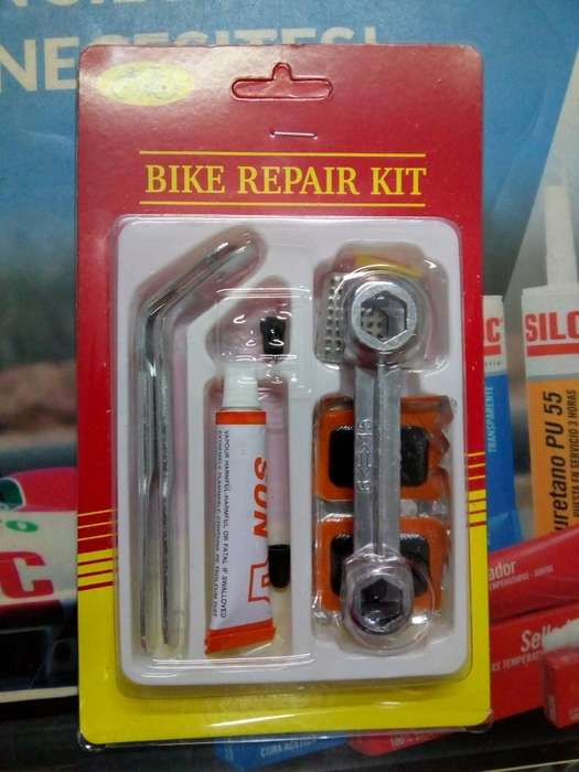 Kit de Reparación de Bicicletas