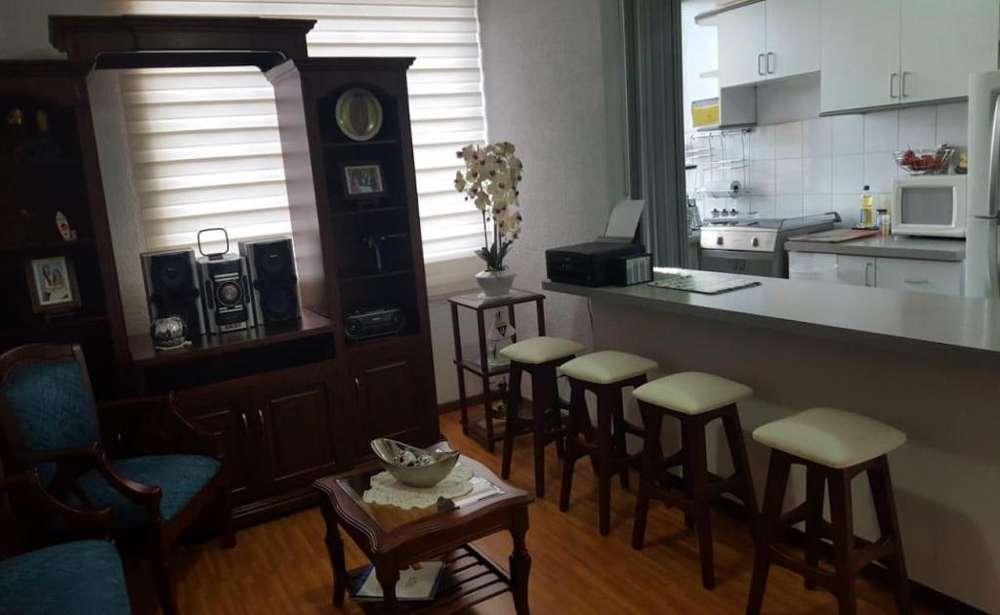 Granados, departamento en venta, 2 habitaciones, 58 m2