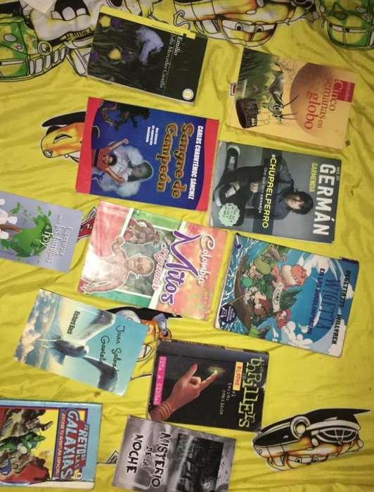 Varios Libros Muy Buenos
