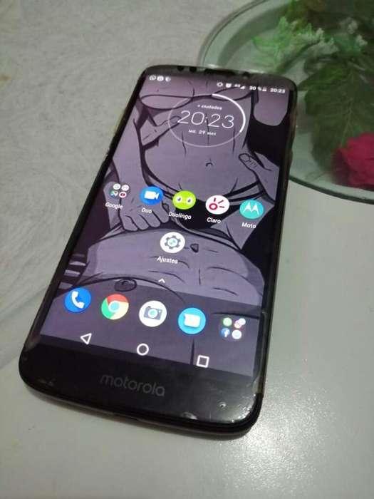 Moto G6 Play Perfecto Estado