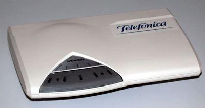 Router ADSL Telefonica Xavi7768r