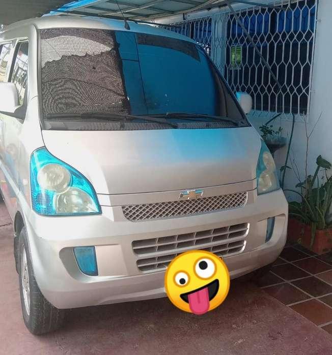Chevrolet N300 2014 - 70000 km