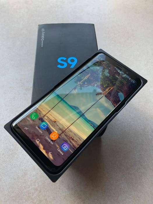 Vendo O Permuto Samsung S9