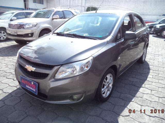 Chevrolet Sail 2013 - 118042 km