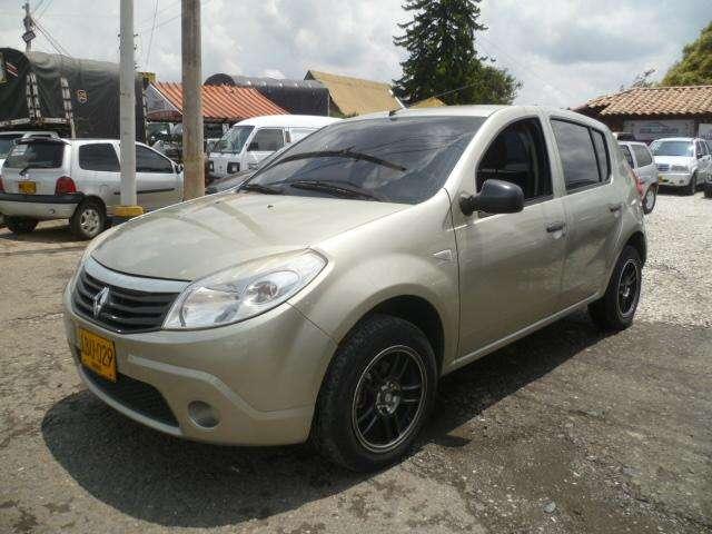 Renault Sandero 2010 - 137095 km