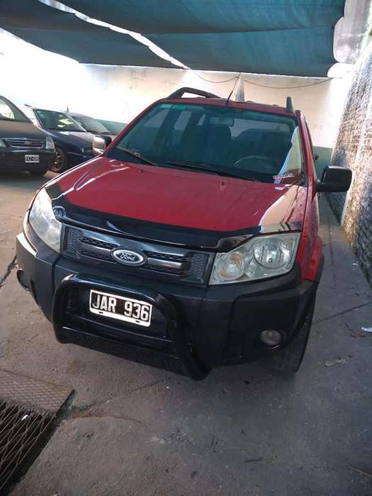 - Ford EcoSport modelo 2010 - Xls - Nafta 2.0 - 125.000 Km - Ful