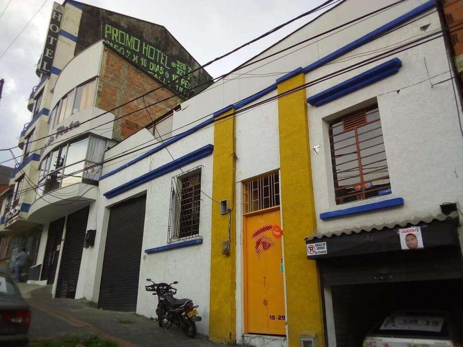 Se vende bodega, parqueadero y <strong>local</strong> comercial 420 M2 centro
