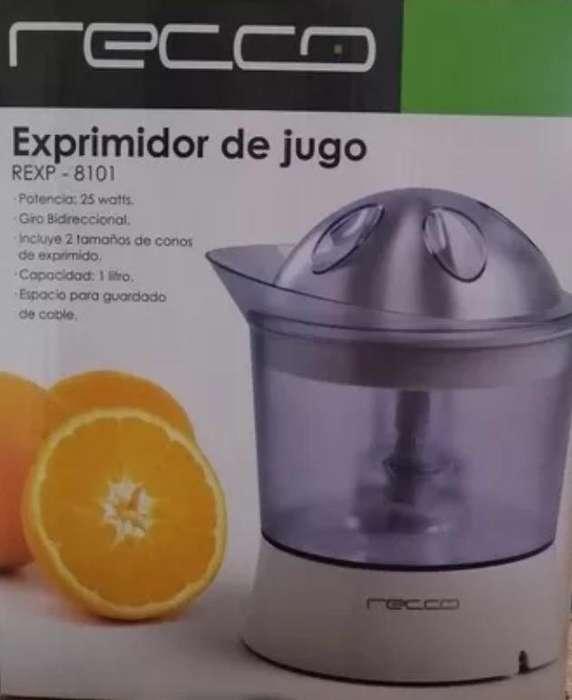 EXPRIMIDOR ELECTRICO DE CITRICOS