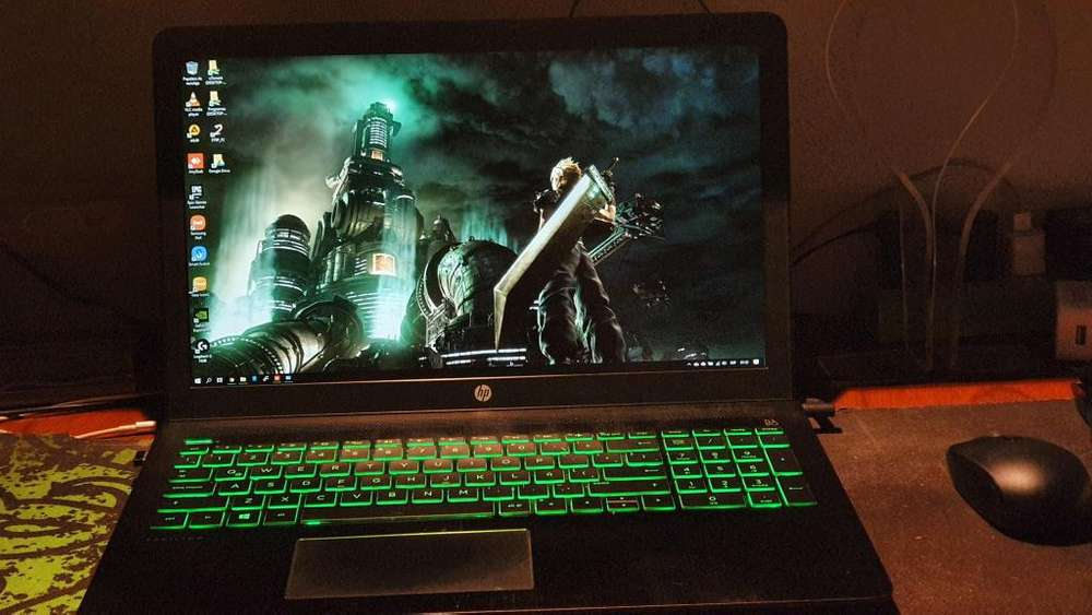 Notebook Gamer HP 15-cb001LA