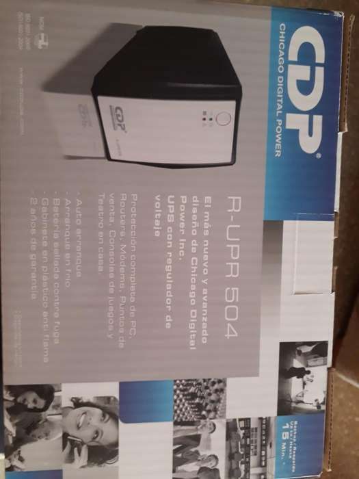 UPS CDP RUPR 504