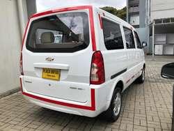 Chevrolet Van N300 Move Plus 1200cc 2017