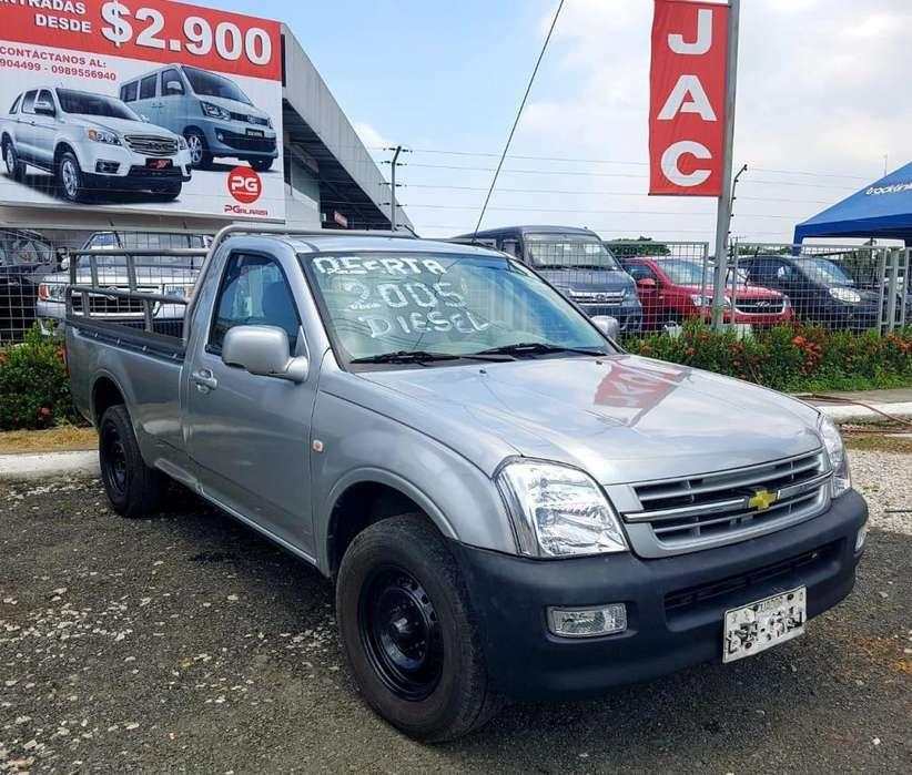 Chevrolet D-Max 2005 - 206504 km
