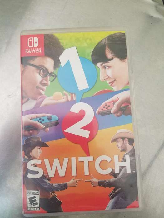 Se Cambia 1 2 Switch