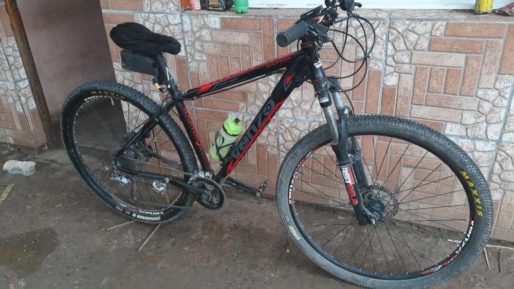 vendo bici venzo raptor