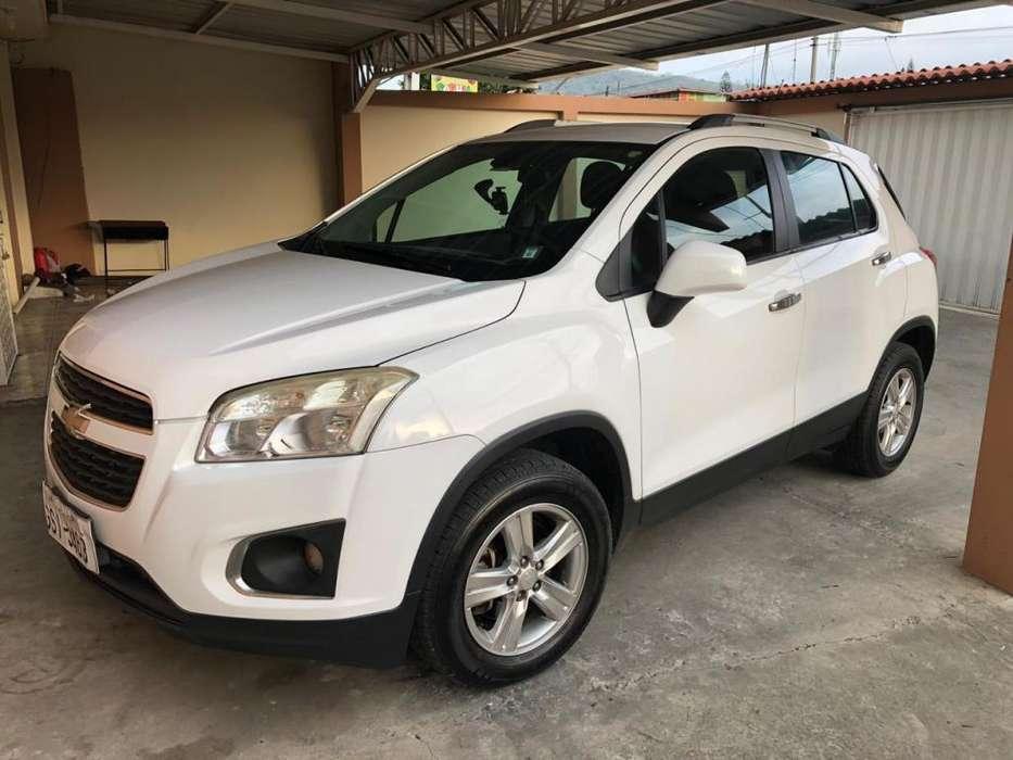 Chevrolet Tracker 2014 - 120000 km