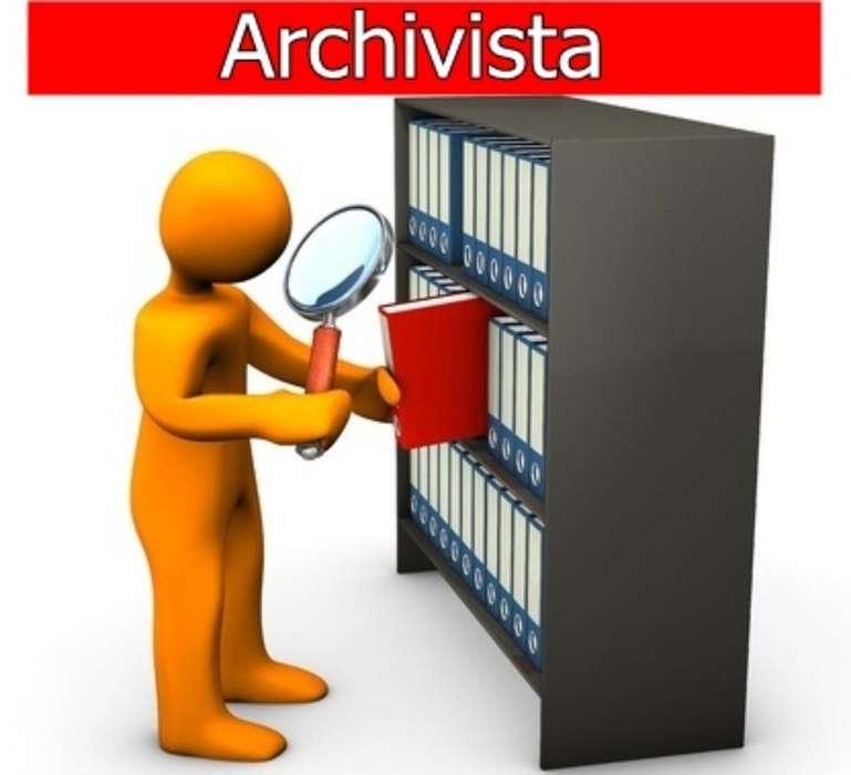 Busco Empleo, Auxiliar Documental U Otro