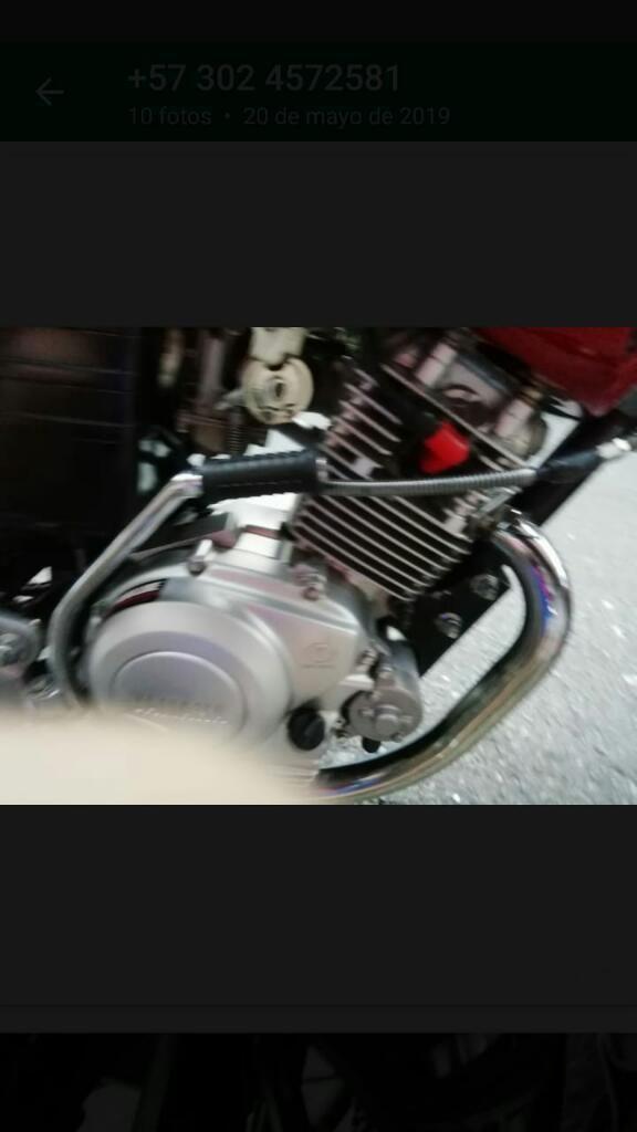 Yamaha Libero 125 2016