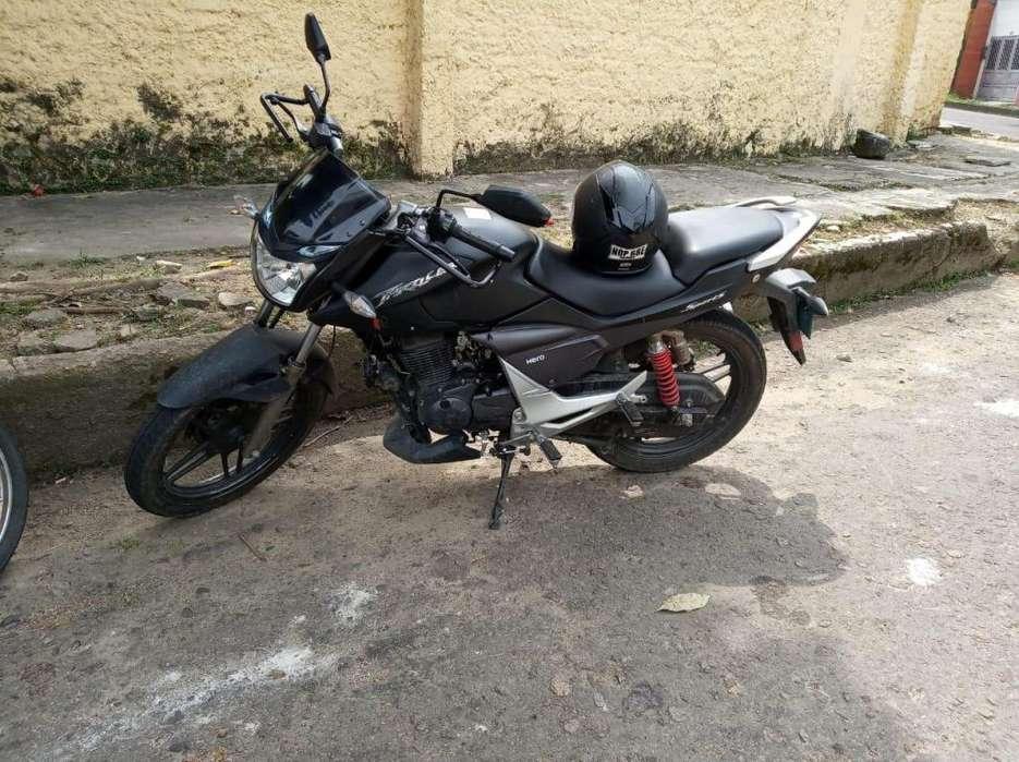 ganga moto como <strong>nueva</strong>