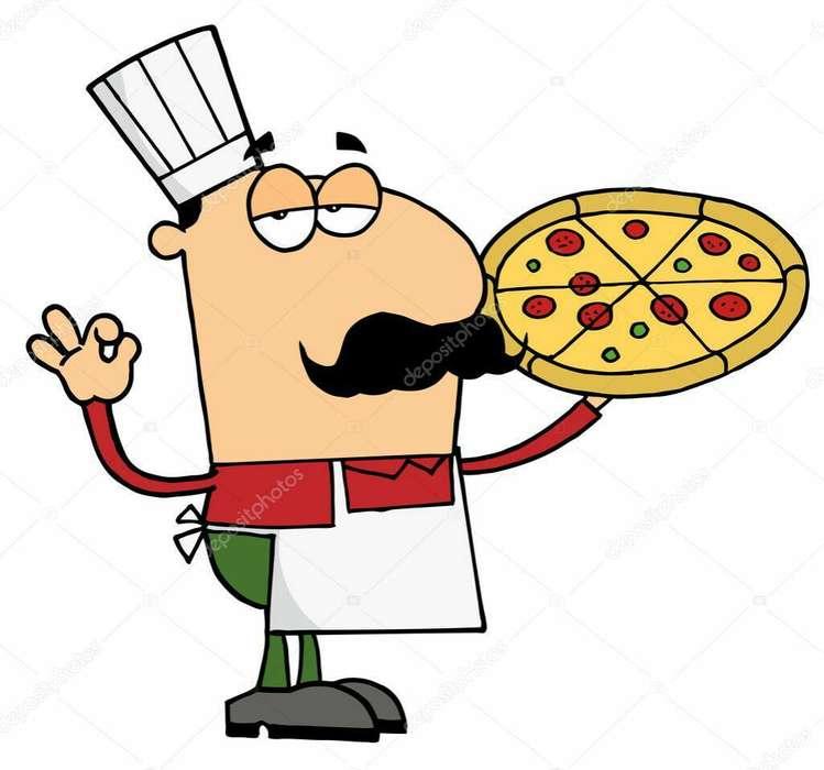 Me Ofrezco Como Pizzero
