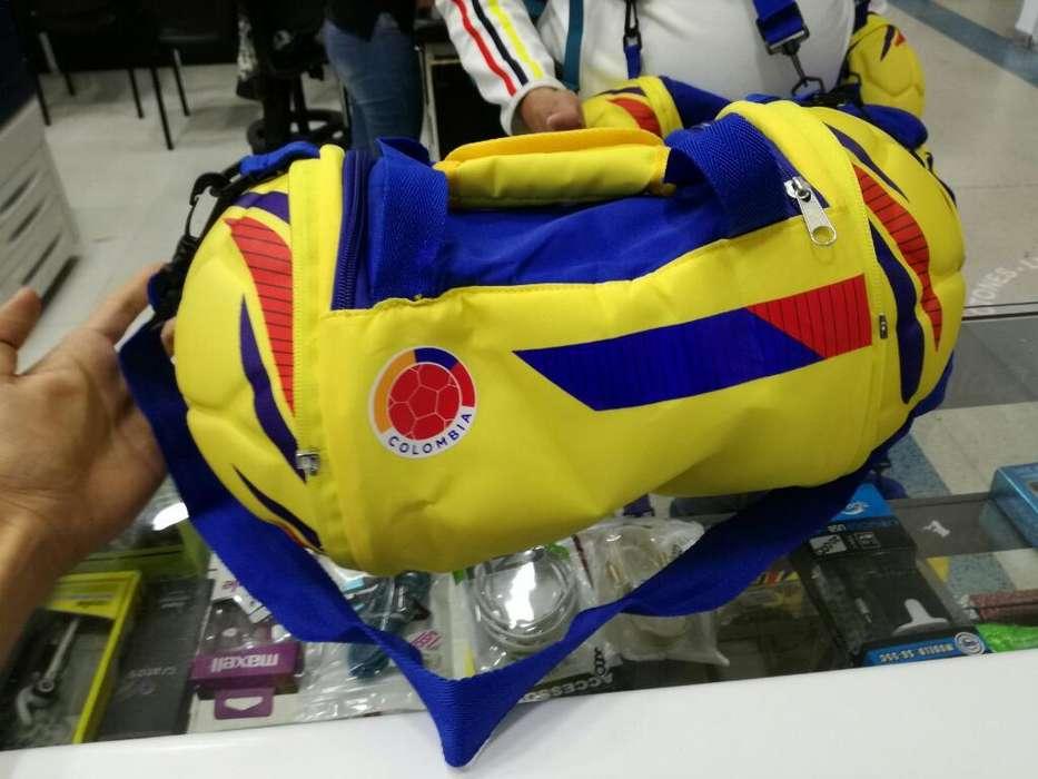 Morral de Colombia, Forma Balón
