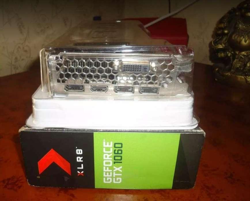 Tarjeta Video Nvidia Gtx 1060 6gb
