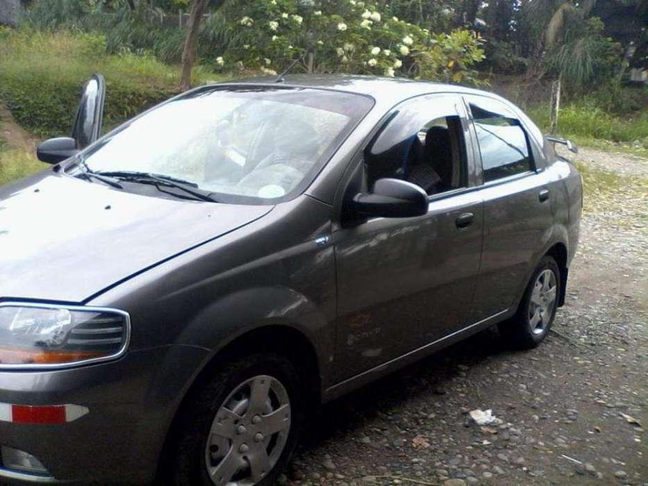 Chevrolet Aveo 2012 - 0 km