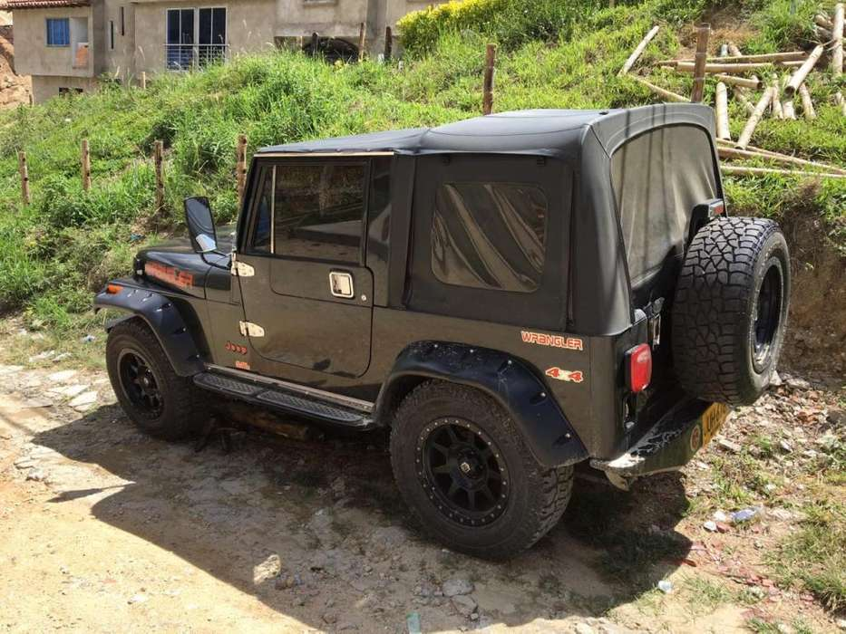 <strong>jeep</strong> Wrangler 1986 - 1 km