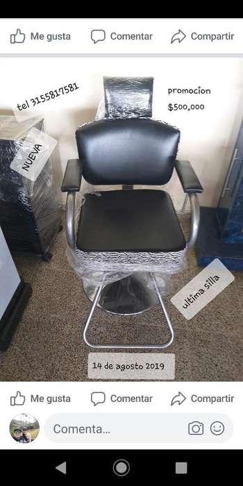 Fabricamos <strong>silla</strong>s para Peluquería, Spa