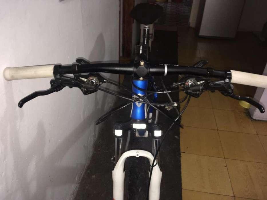 Se Vende Bicicleta Gw Zebra