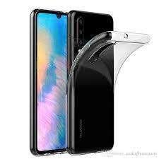 Estuche Silicona Huawei P30 Lite