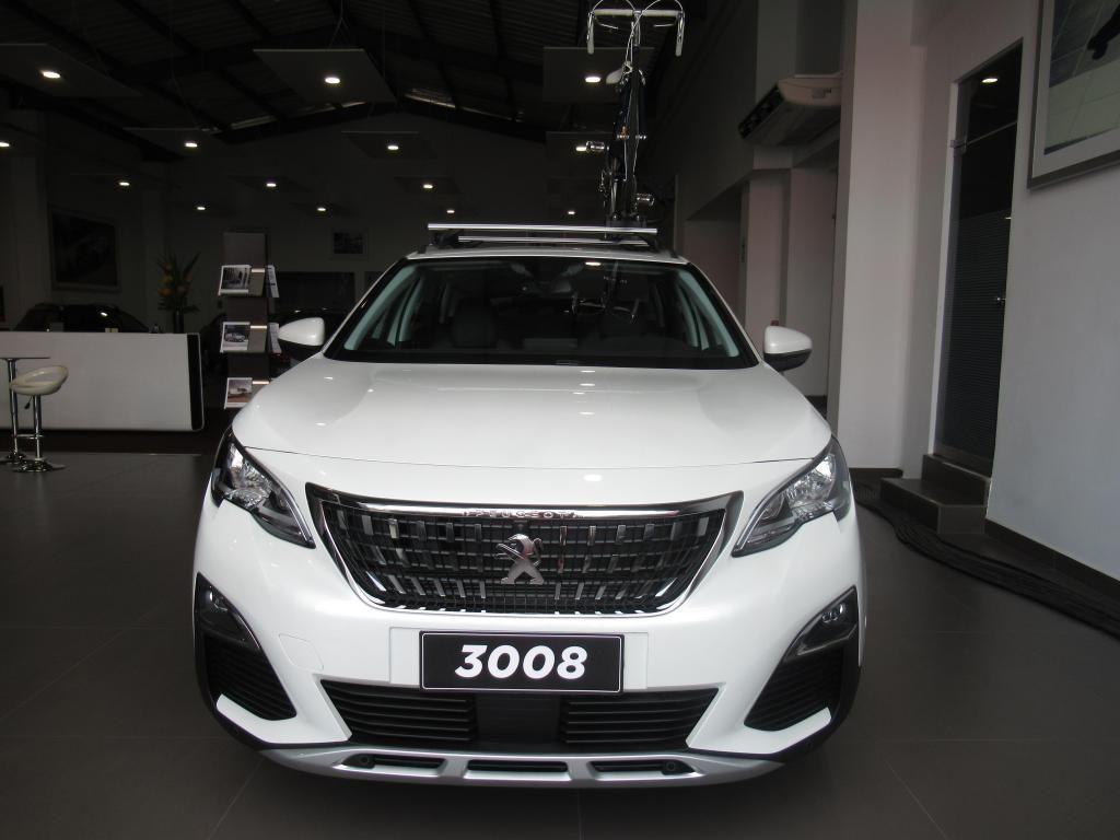 PEUGEOT 3008 SUV 2018