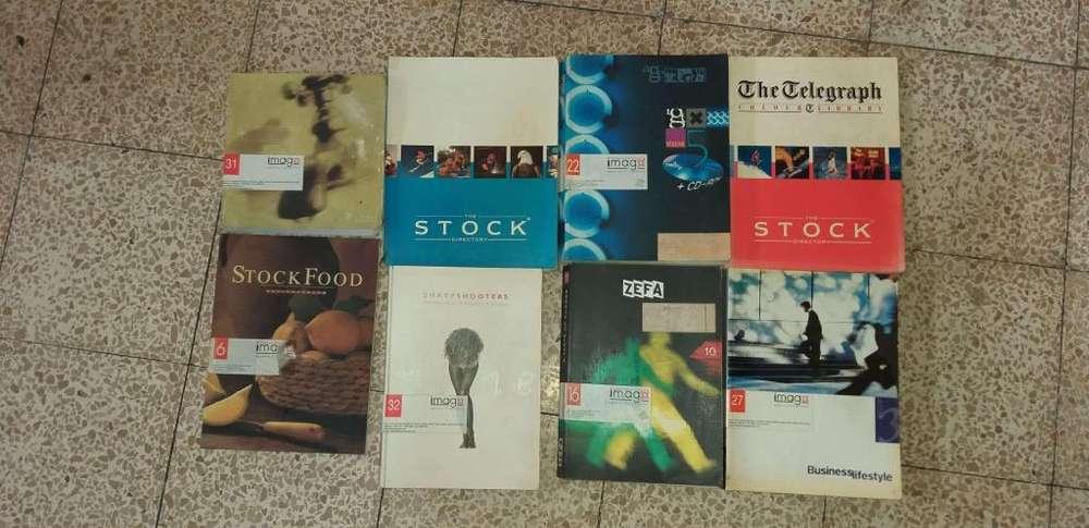 Revistas de fotografía antiguas