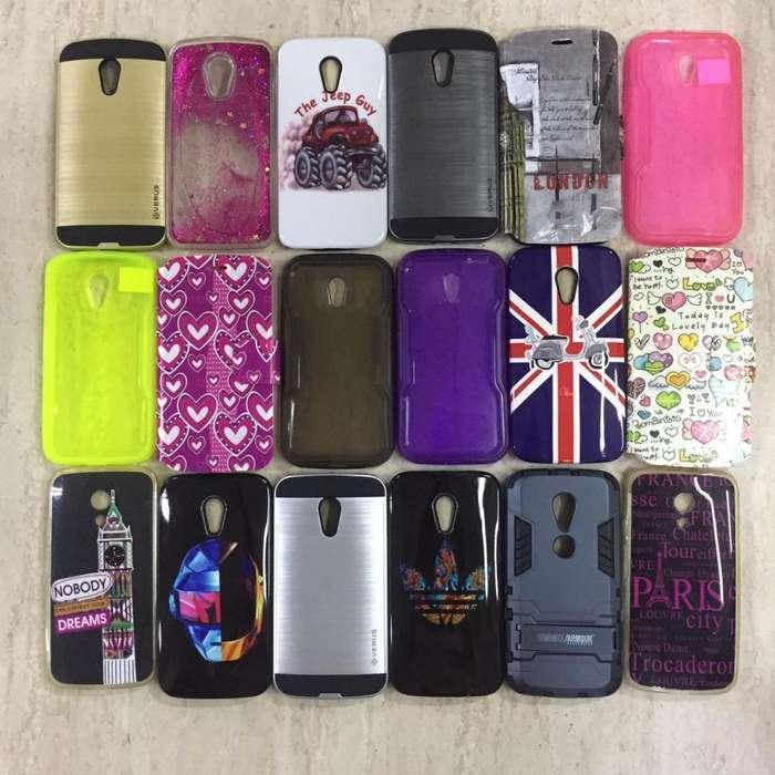 Remate Estuches Celular Forro Motorola Moto G2 G3 Samsung A3 2016 S7 edge Note 4 Sony Z3 E4 Protector Antigolpe