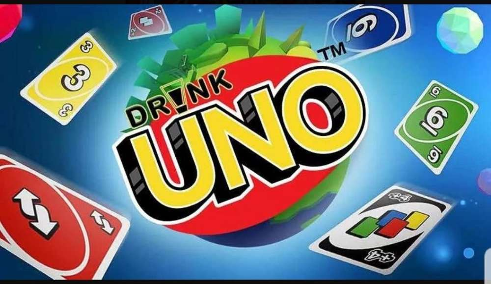 Juego Del Uno Drinks