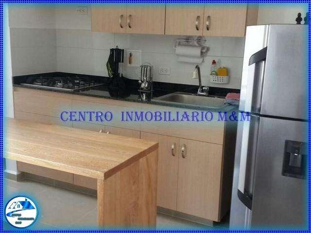 Apartamento Amoblado En Bello Niquia