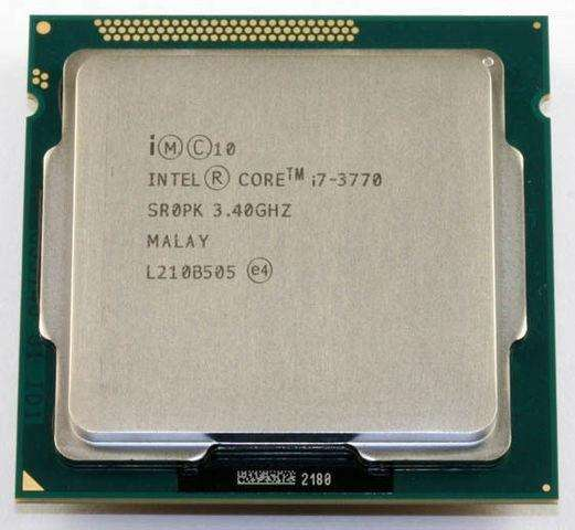 Procesador Intel Core I7 3770 Pc