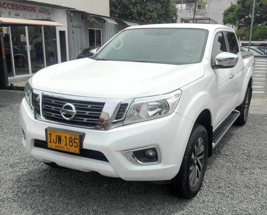 Nissan Frontier 2016 - 38500 km