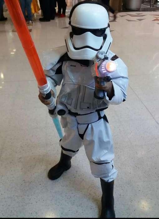 Disfras Star Wars Talla 6/8 3507918002