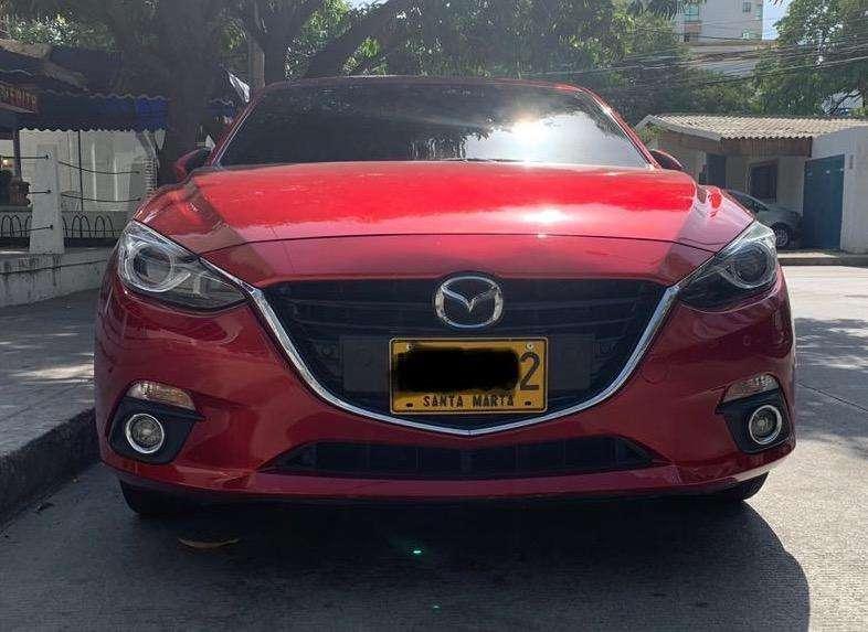 Mazda 3 2017 - 64800 km