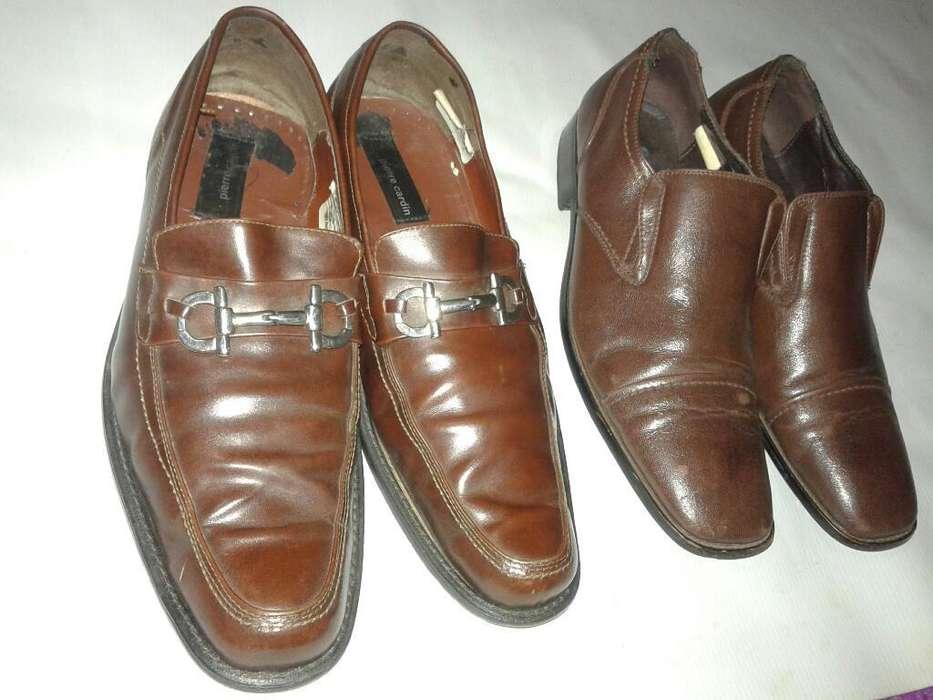 Zapatos # 42 Dos Pares