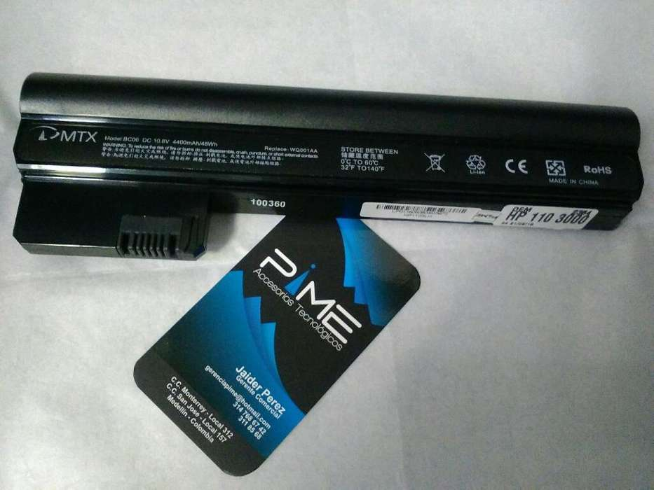 Batería para Portátil Hp 110 3500