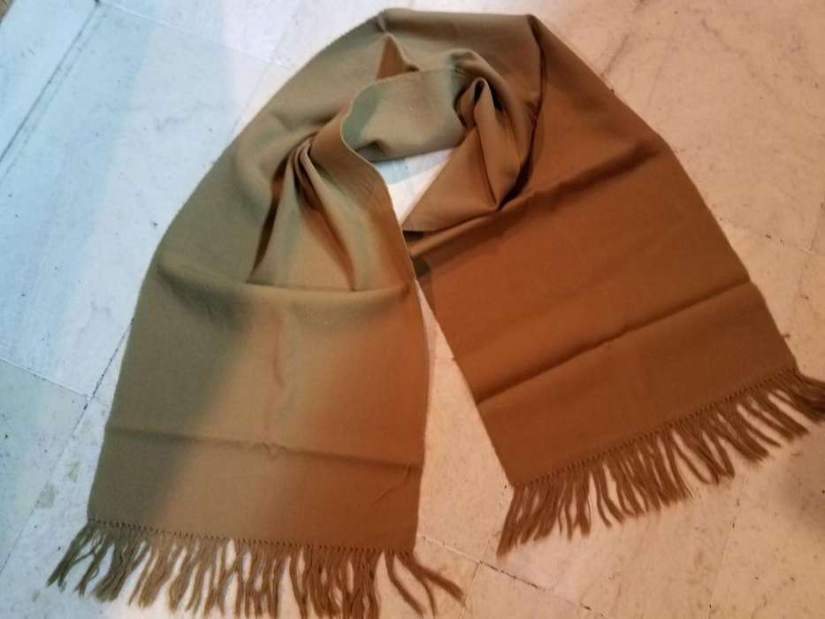Vendo bufanda de ALPACA pura