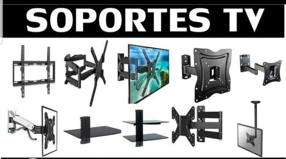 Venta E Instalacion Soport Y Bases Tv