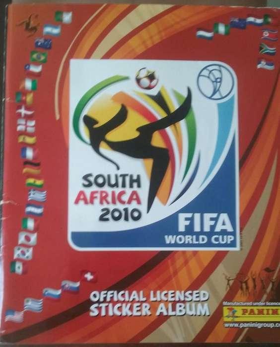 Album Panini Sud Africa 2010