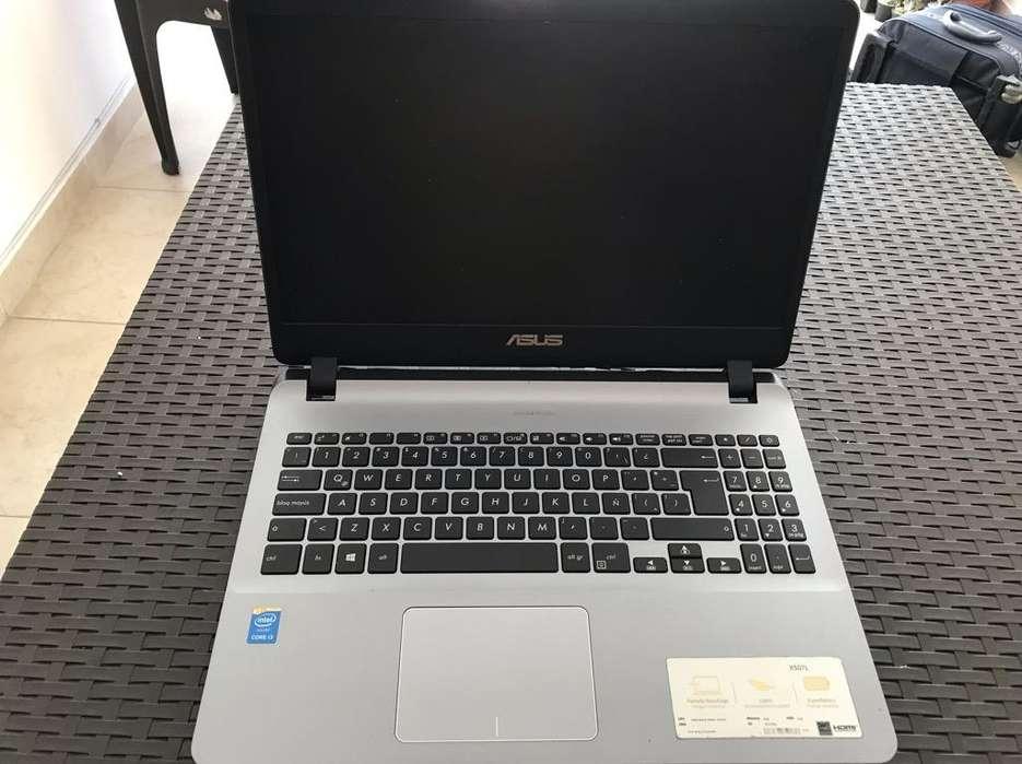 Portatil Asus X507L