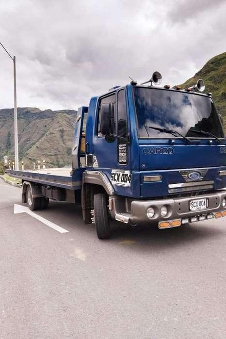 Servicio de Gruas 24/7 Cel: 3208498982