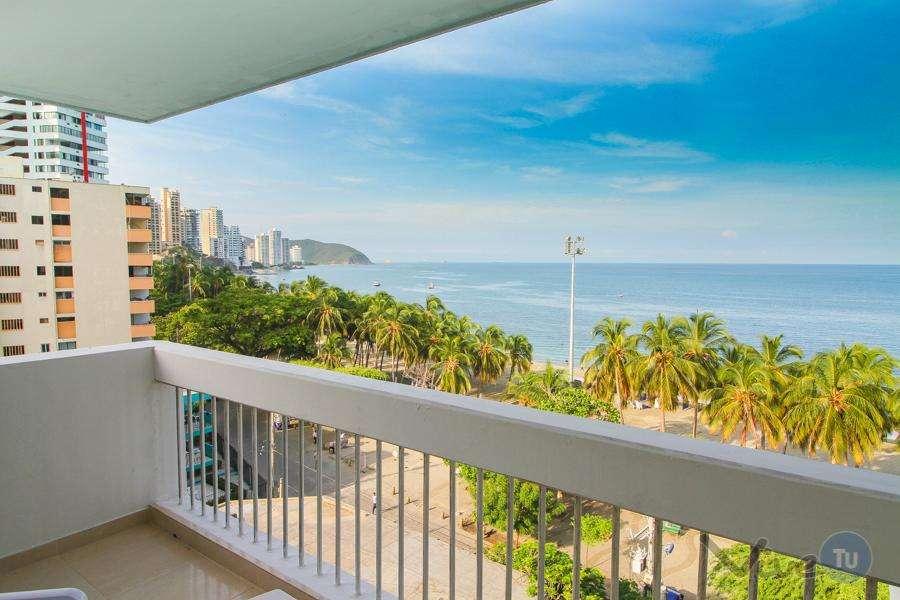<strong>apartamento</strong> económico Rodadero vista al mar