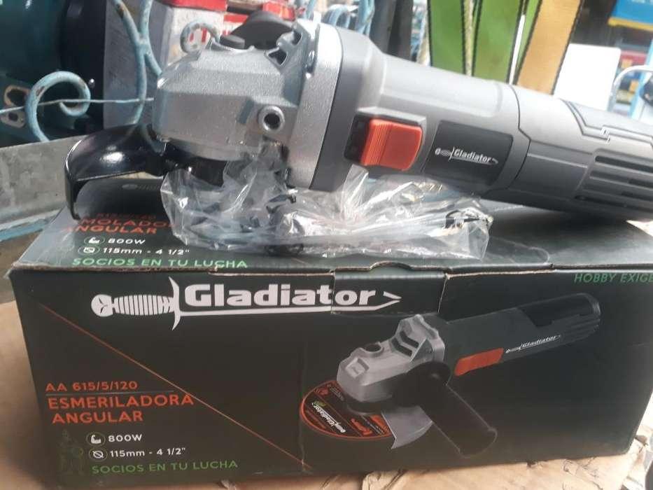 Amoladora Cladiator