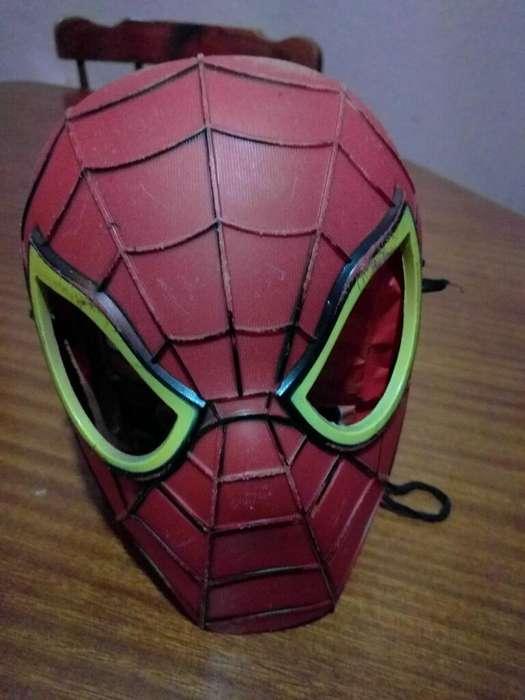 Máscara Hombre Araña